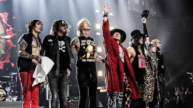 20 Top Grossing Rock Metal Tours of 2018