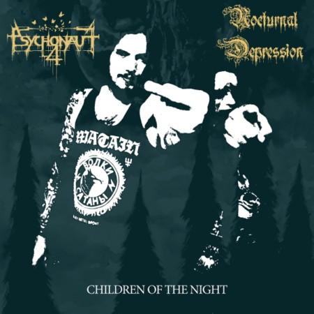 NOCTURNAL DEPRESSION PSYCHONAUT 4