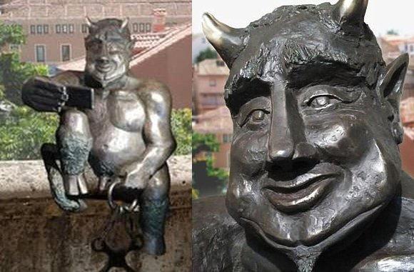 Segovia jovial Satan