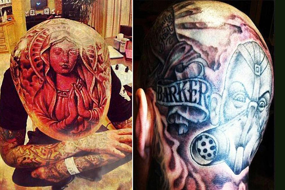 Travis Barker (BLINK-182)