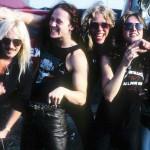 venom metallica Tour 1984-1986