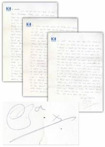 Bon Scott Autograph Letter Signed 56526a_lg