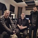 Borknagar recording our new album