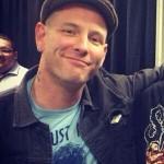 Corey Taylor smile