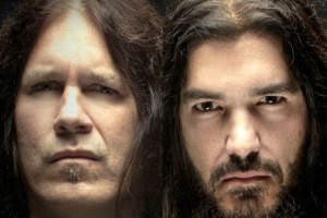 Vio lence Robb Flynn Phil Demmel Machine Head