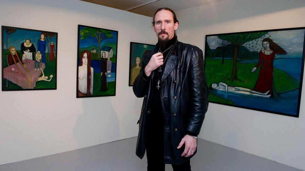 Gaahl gallery