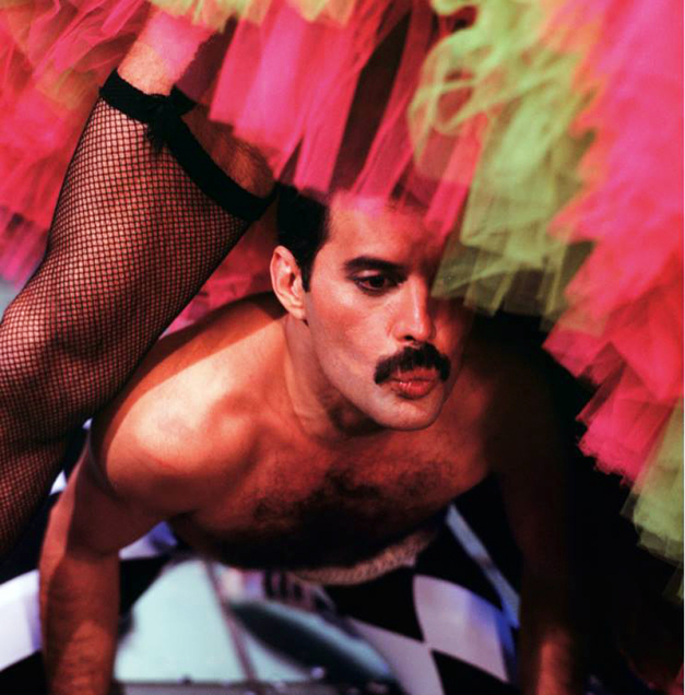 freddie mercury gay