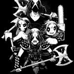 Блэк-метал милота: мультяшный клип BELZEBUBS «Cathedrals Of Mourning»