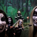 Black Metal Barbie Commercial