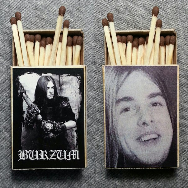 burzum matches