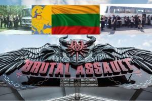 Bus to Brutal Assault Fest 24 from Vilnius 2019