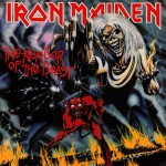 Iron MaidenThe Number Of The Beast