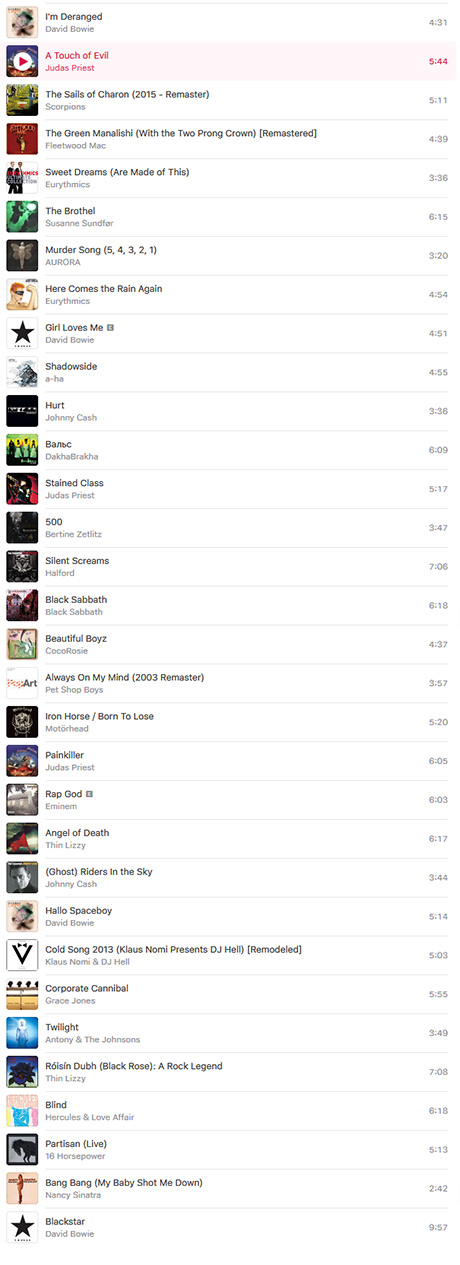 gaahl-pride-month-playlist