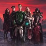 Еще одна модная пауэр-метал группа современности: GLORYHAMMER