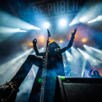 «Norwegian fucking black metal!» Концерт DIMMU BORGIR в Минске