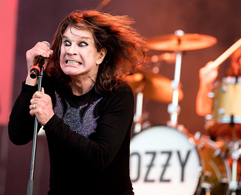 Ozzy Osbourne 2020 tour