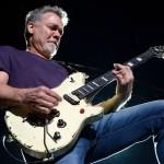 Eddie Van Halen лечит рак горла