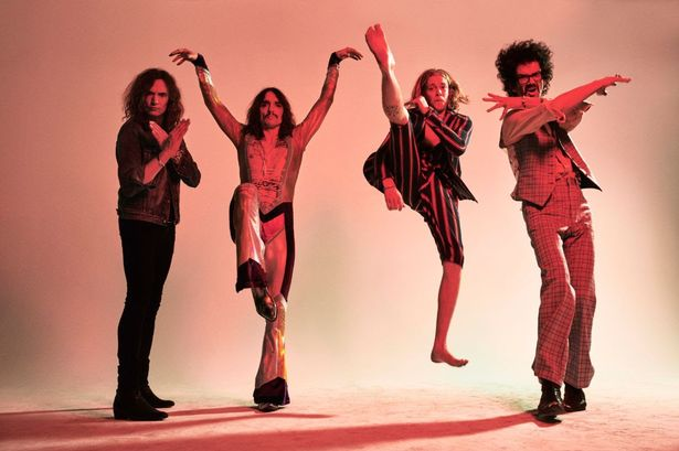 the darkness band 2019