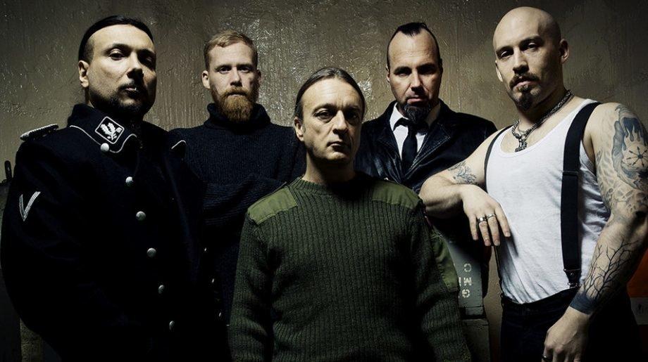 Mayhem Band Photo 2019