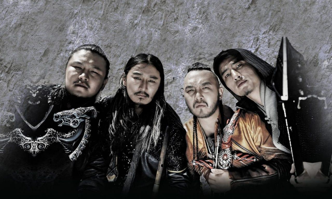 Mongolian Rock Band THE HU