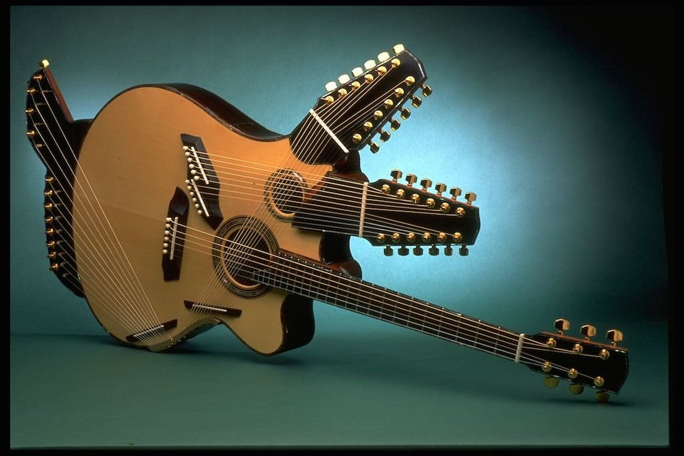 the Pikasso Guitar