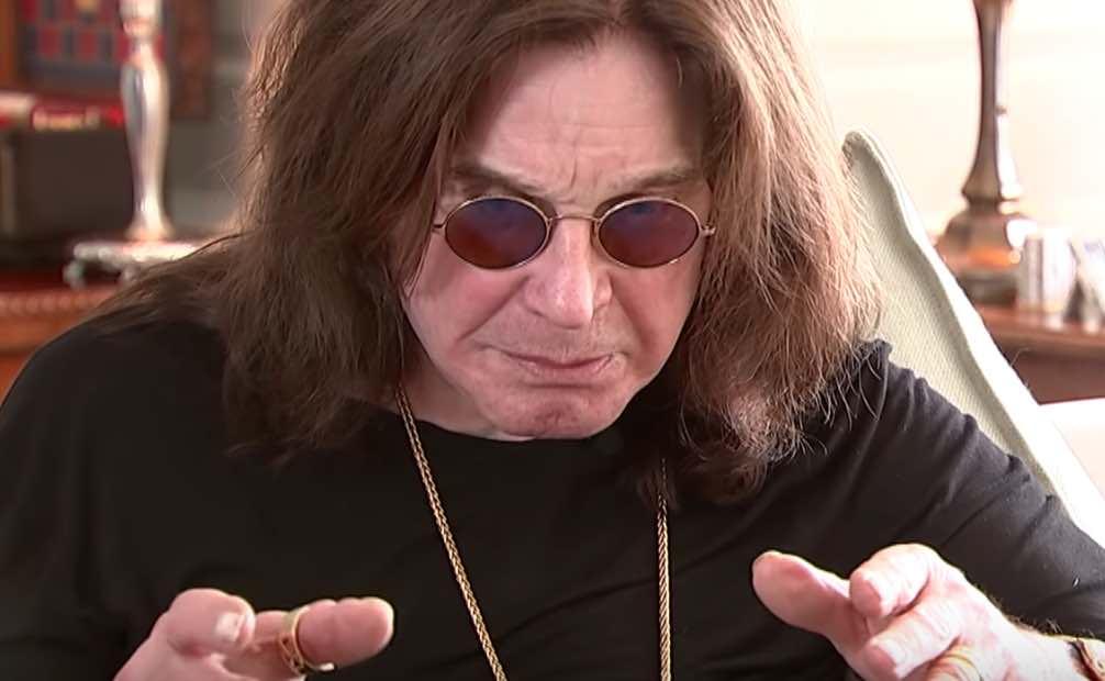 Ozzy Osbourne ill