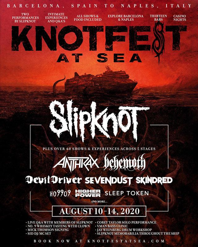 KnotfestAtSea2020