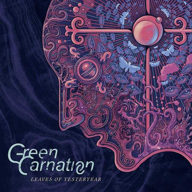 GreenCarnation LeavesOfYesteryear
