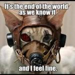 «It's the End of the World as We Know It» и другие хиты Апокалипсиса