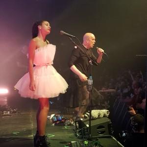 фото с другого концерта тура, но очень похоже