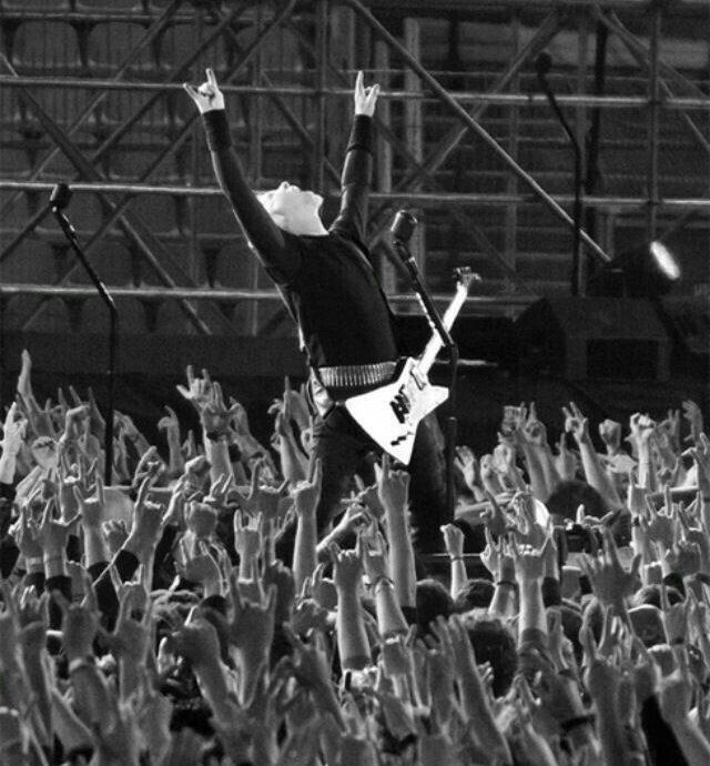 metal live show