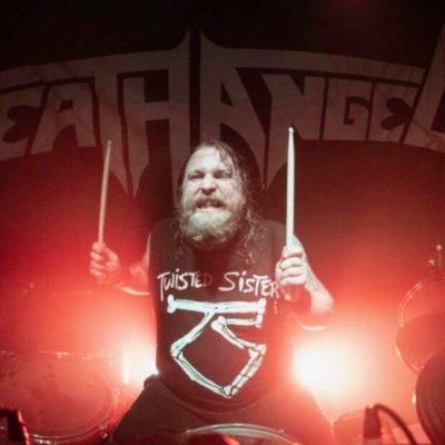 Барабанщик DEATH ANGEL Will Carroll об излечении от коронавируса: «Я правда верю, что меня спасла высшая сила»