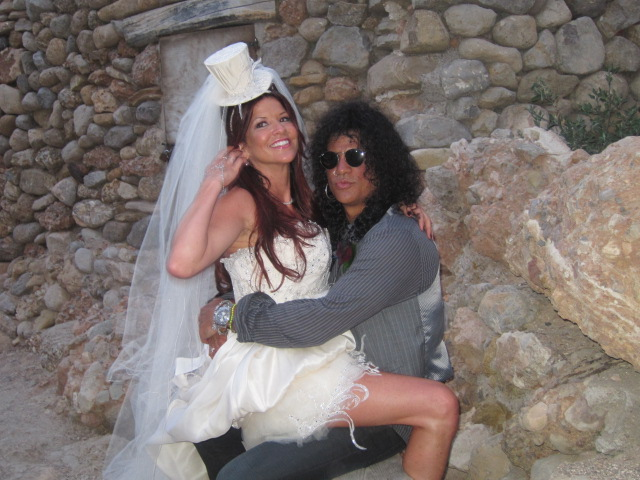 slash wedding