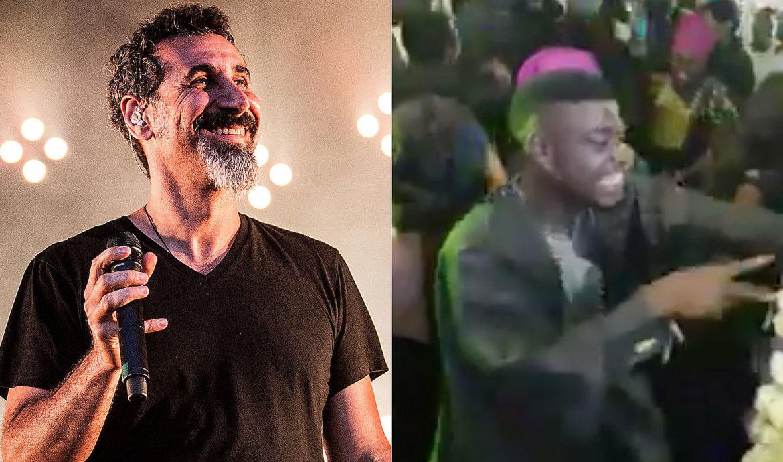 Serj Tankian Nigerian Wedding