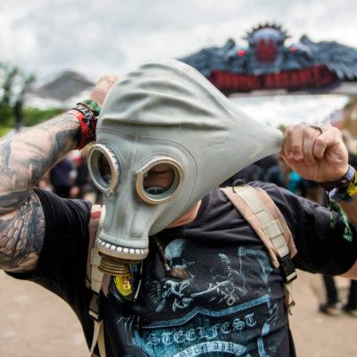 На будущих концертах предлагают дезинфицировать посетителей
