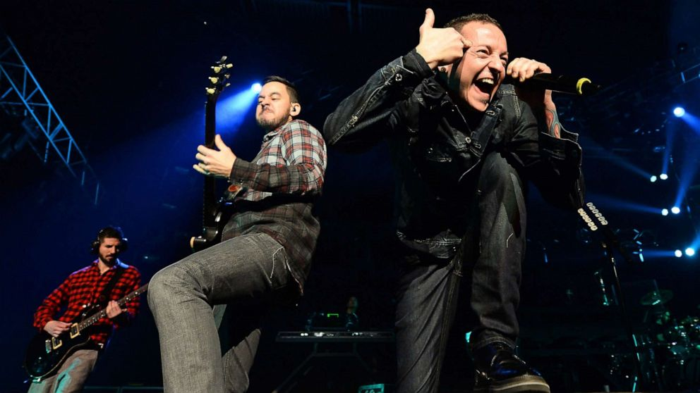 linkin park chester