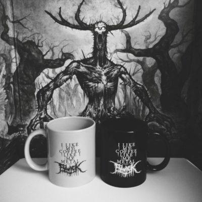 Чай CRADLE OF FILTH и кофе BEHEMOTH: метал-напитки для тех, кто не бухает