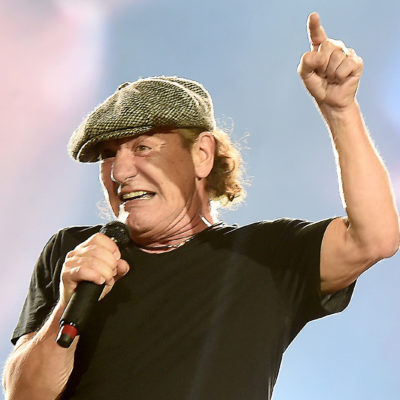Новый сингл AC/DC, а также история о том, как Brian Johnson превозмог глухоту