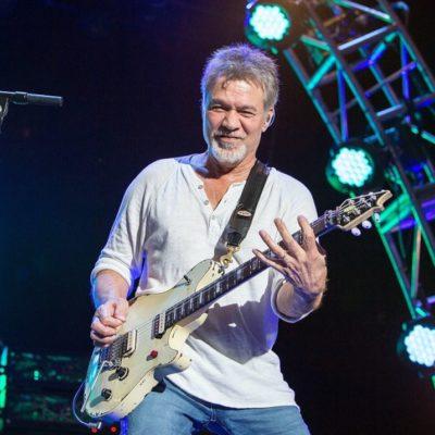 Умер Eddie Van Halen