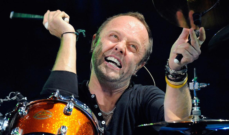 Lars Ulrich Metallica 1