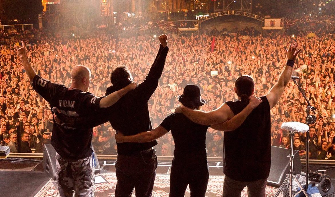 SYSTEM OF A DOWN 3