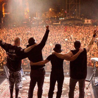 SYSTEM OF A DOWN немножко вернулись. «Если этого не сделаем мы, больше некому: у Армении нет других крупных рок-групп»