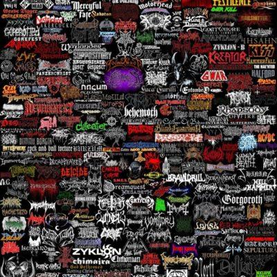 Тест. Как ранее назывались именитые метал-группы?