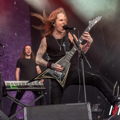 10 лучших песен CHILDREN OF BODOM по версии Alexi Laiho