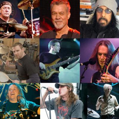 Рок и метал-музыканты, которых мы потеряли в 2020-м