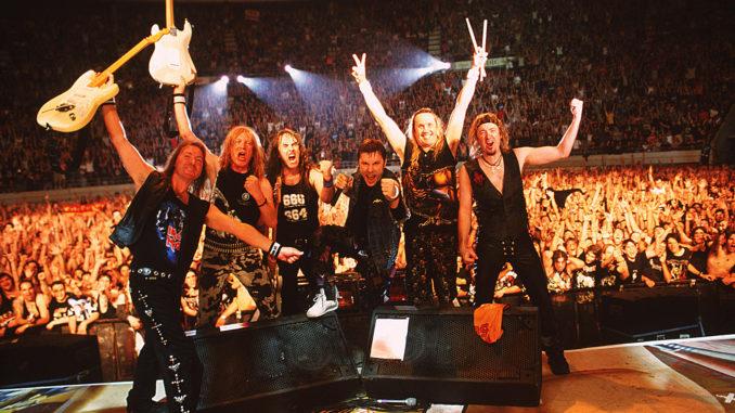 Помоги IRON MAIDEN попасть в Зал славы рок-н-ролла!