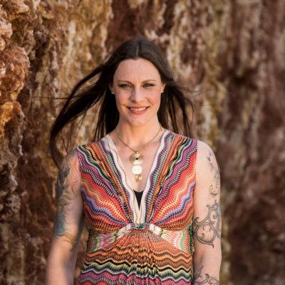 Музыка на все времена: Floor Jansen из NIGHTWISH и самые важные альбомы в ее жизни