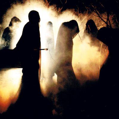 Внезапное возвращение: австралийский блэк-метал культ NAZXUL снова в деле