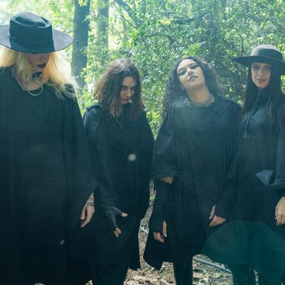 Еще немного женского бразильского дэза: группа CRYPTA