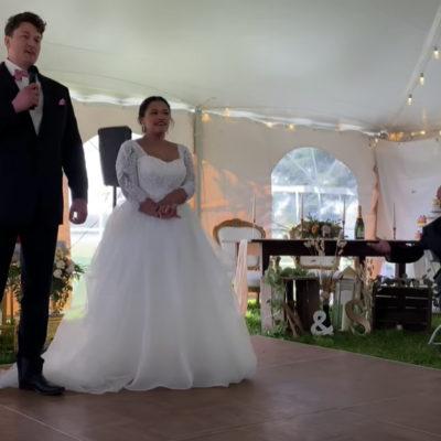 Самый трушный свадебный танец в истории… и самый короткий